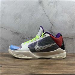 Men Nike Zoom Kobe 5 Basketball Shoes AAAAA 6...