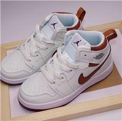 Kids Air Jordan I Sneakers 340