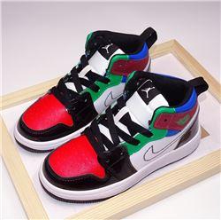 Kids Air Jordan I Sneakers 344