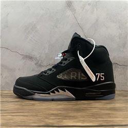 Men Air Jordan V Retro Basketball Shoes AAAAAA 446
