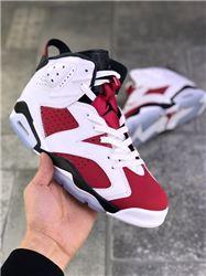 Men Air Jordan VI Basketball Shoes AAAAA 474