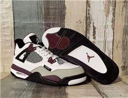 Men Air Jordan IV Retro Basketball Shoes 531