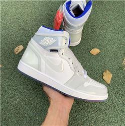 Men Air Jordan 1 High Zoom R2T Poor Man Diors