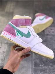 Women Air Jordan 1 Retro Sneakers AAA 786