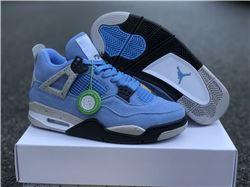Men Air Jordan 4 SE University Blue