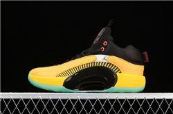 Men Air Jordan XXXV Basketball Shoes AAAAA 222