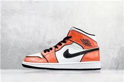 Men Air Jordan I Retro Basketball Shoes AAAA 1097