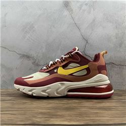 Women Nike Air Max 270 React Sneakers AAAA 444