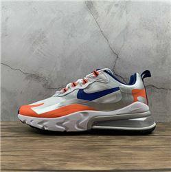 Men Nike Air Max 270 React Running Shoes AAAA 588