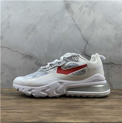 Men Nike Air Max 270 React Running Shoes AAAA 589