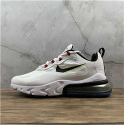 Men Nike Air Max 270 React Running Shoes AAAA 593