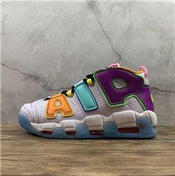 Men Nike Air More Uptempo Basketball Shoe AAAA 362