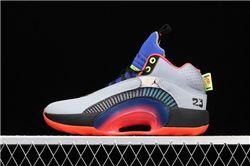 Men Air Jordan XXXV Basketball Shoes AAAAA 223