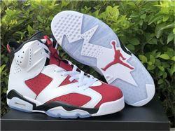 Men Air Jordan 6 Carmine Nike