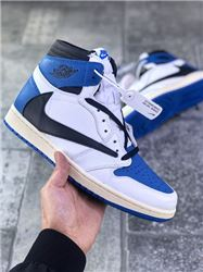 Men Air Jordan I Retro Basketball Shoes AAAAA 1103