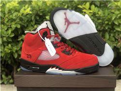 Men Air Jordan 5 Raging Bull
