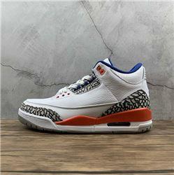 Men Air Jordan III Retro Basketball Shoes AAAAAA 442