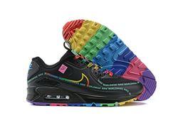Women Nike Air Max 90 Sneakers AAA 354