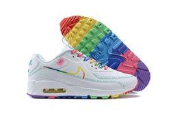 Women Nike Air Max 90 Sneakers AAA 357