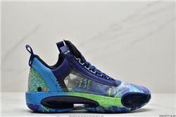 Men Air Jordan XXXIV Basketball Shoes AAAA 282