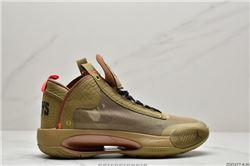 Men Air Jordan XXXIV Basketball Shoes AAAA 283