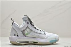 Men Air Jordan XXXIV Basketball Shoes AAAA 286