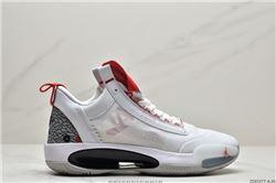 Men Air Jordan XXXIV Basketball Shoes AAAA 287