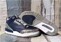 Men Air Jordan III Retro Basketball Shoes 443