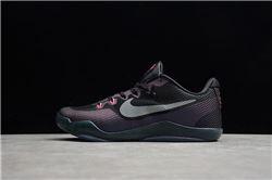 Men Nike Kobe 11 ME Low Invisibility Cloak Ba...
