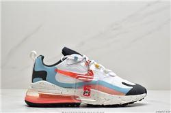 Women Nike Air Max 270 React Sneakers AAAA 446