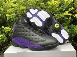 Men Air Jordan 13 Court Purple