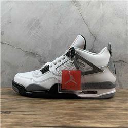 Men Air Jordan IV Retro Basketball Shoes AAAAAA 633