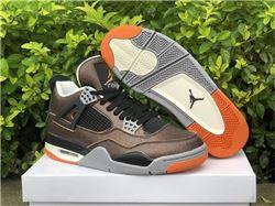 Men Air Jordan 4 WMNS Starfish