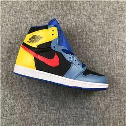 Men Air Jordan I Retro Basketball Shoes AAA 1...