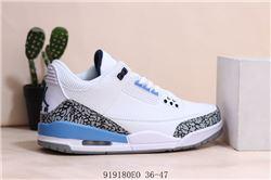 Women Air Jordan III Retro Sneakers 260
