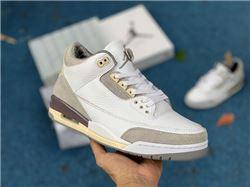 Men Air Jordan 3 x A Ma Maniere