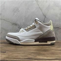 Women Air Jordan III Retro Sneaker AAAAAA 261