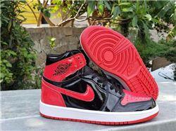 Men Air Jordan I Retro Basketball Shoes 1113