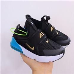 Kids Nike Air Max 270 Running Shoe 508