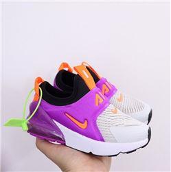 Kids Nike Air Max 270 Running Shoe 509