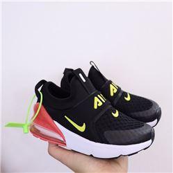 Kids Nike Air Max 270 Running Shoe 510