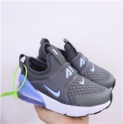 Kids Nike Air Max 270 Running Shoe 512