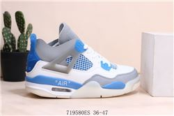 Men Air Jordan IV Retro Basketball Shoes AAA ...
