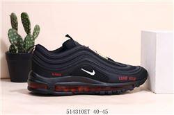 Men Nike Air Max 97 Running Shoes 600