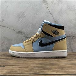 Women Air Jordan 1 Retro Sneakers AAAAA 804