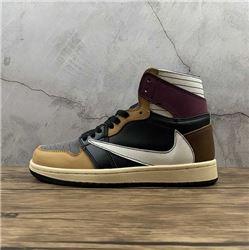 Men Air Jordan I Retro Basketball Shoes AAAAA 1115