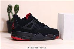 Women Air Jordan IV Retro Sneaker 377