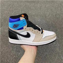 Men Air Jordan I Retro Basketball Shoes AAAA 1116