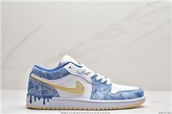 Women Air Jordan 1 Retro Sneakers 808