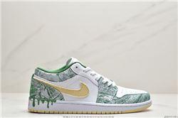 Men Air Jordan I Retro Basketball Shoes 1118
